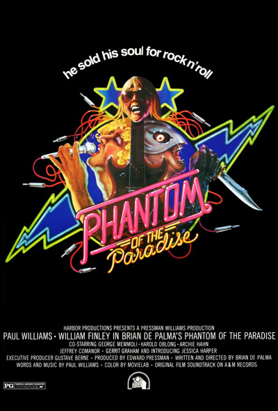 Phantom of the Paradise full color