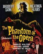 Phantom of the Opera - 1962