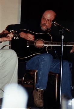 Reggie & Guitar