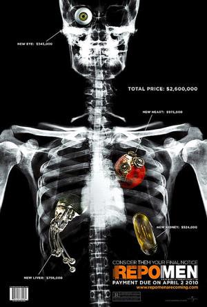 Repo Men X-Ray
