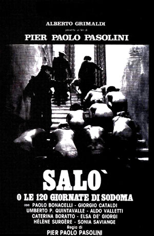 SALO: The 120 Days of Sodom