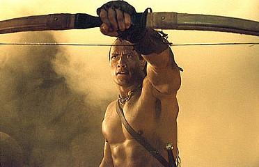 Scorpion King Oorah!