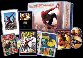 Spider-man boxset