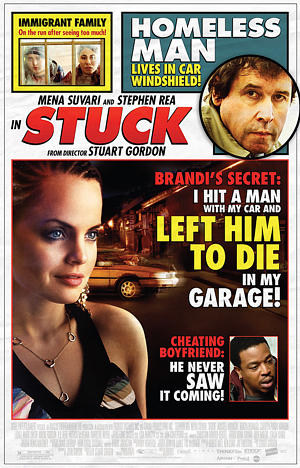 Stuck tabloid