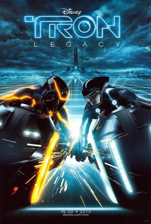 Tron: Legacy - Bikes