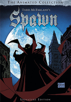 SPAWN The Animated Series review