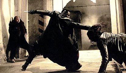 Scene from Blade 2