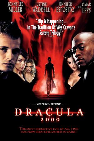 Dracula 2000 character poster