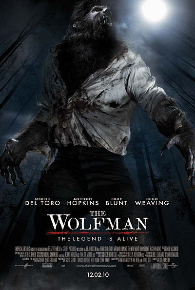 The Wolfman varmint poster