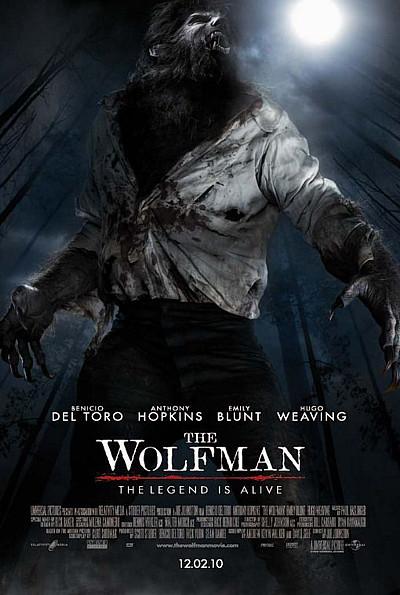 The Wolfman varmint poster