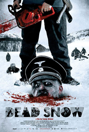 DEAD SNOW movie review