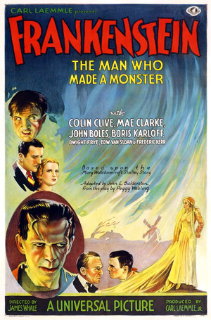 James Whale's Frankenstein - 1931