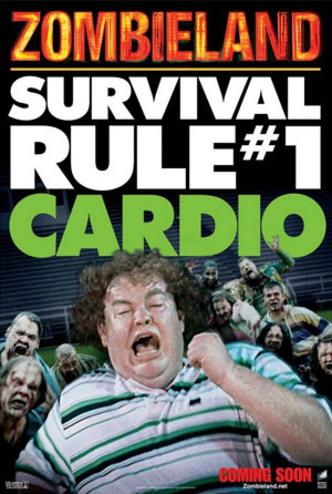 Zombieland Survival Rule 1