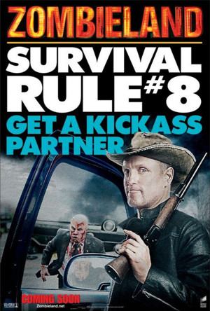 Zombieland Survival Rule 8