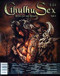 Cthulhu Sex Issue 21, Vol. 2