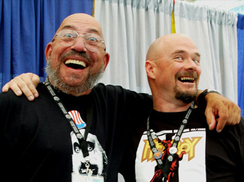 Sid Haig and E.C. McMullen